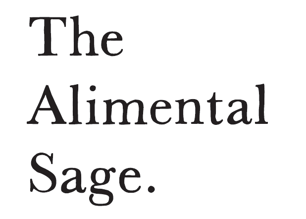 The Alimental Sage.